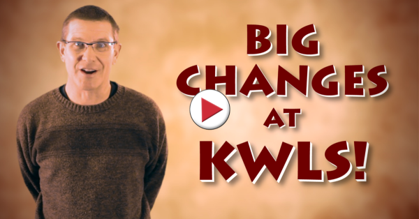 KWLS changes. KW agent marketing.